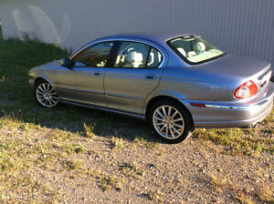2008 Jaguar X-TYPE Sedan AWD