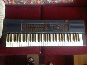 Kawai FS750 keyboard