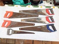 Wood Saws