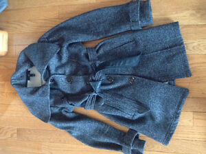 EUC fall and light winter women's coat