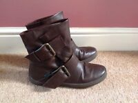 Blowfish ankle boots size 5