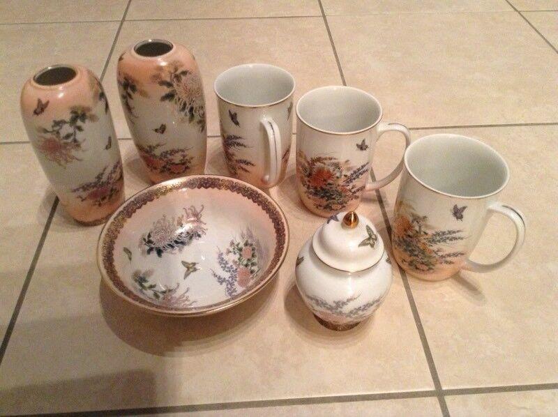 China ware