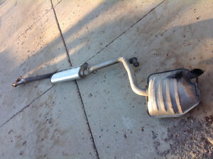 2007 Chrysler 300 Exhaust and Pipes