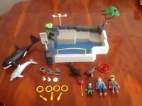 Playmobil Seaworld set