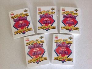 1 McDonalds Hockey card set Serie carte 1993/94 Upper Deck