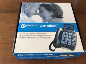 PREMIUM AMPLIFIED TELEPHONE