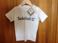 New Timberland t shirt
