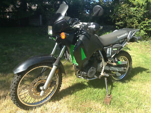 '87 KLR650 - $2100 - Nicely Equipped