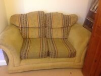 VERY SOFT VERY COMFY TWO SEATER SOFA TO GIFT