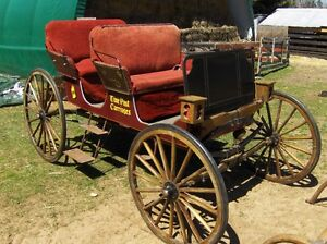 Horse Carriage (reduced price)