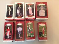 Barbie Ornament Collector's Series & African-American Ornaments