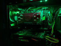 High performance 8 - Core 2.5TB Custom Gaming PC Reduced to sell