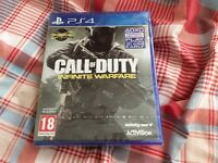 Ps4 call of duty infinite warfare. New