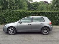 VW Golf 1.6tdi SE 2009