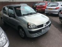 2002 Renault Clio 1.2.Authentique-51,000-10 months mot-Full history-2 owners-great value