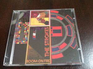 The Strokes - Room On Fire - CD Music