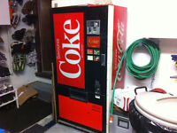 REDUCED!! Coke machine