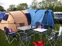 Khyam Indiana 8 man tent