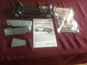 1932 DUESENBERG MODEL CAR KIT West Island Greater Montréal image 1