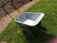 Baksaver wheelbarrow