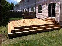 Stephane Deck's & Fencing