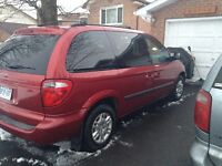 2006 Dodge Caravan 3.3 engine