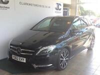 2012 Mercedes-Benz B Class 1.8 B180 CDI BlueEFFICIENCY Sport 5dr (start/stop) Di