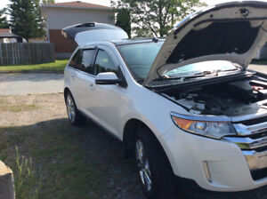 2013 AWD Ford Edge Limited SUV, Crossover
