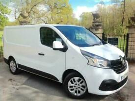 2017 Renault Trafic 1.6dCi Energy E6 SL27 SPORT VAN / ONE OWNER FROM NEW