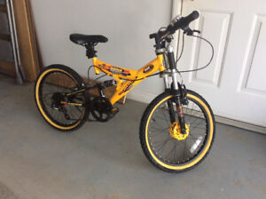 """Boy's 7speed  20"""" Bicycle"""