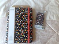 Brand new iPad /Samsung Tablet case & matching iPhone case