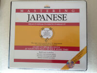 MASTERING JAPANESE- LEARN TO SPEAK FLUENTLY