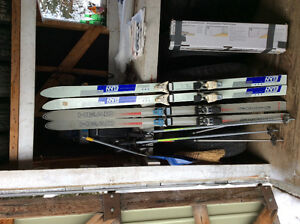 Skis alpin
