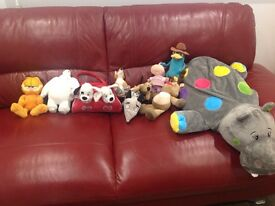 Cuddly Toy Bundle