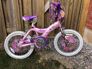 18 INCH BARBIE BIKE