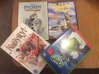 Assorted Christmas DVD's