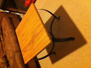 Slim Coffee Wooden Table (brand new)