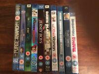 Blu Ray bundle - brand new