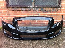 Jaguar XJ 2010 2011 2012 genuine front bumper for sale