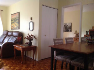 """1Br Condo FULLY furnished on """"Le PLATEAU"""" at PARC LAFONTAINE"""