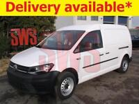 2018 Volkswagen Caddy Maxi DSG 1.6 TDi 102PS DAMAGED ON DELIVERY