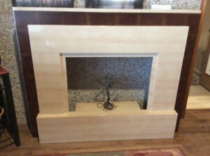 Fireplace Surround/ Mantle