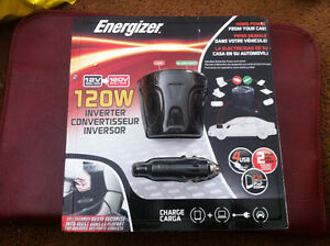 Energizer 120 Watt Inverter