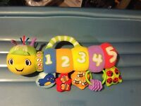 Leap Frog Musical Counting Caterpillar