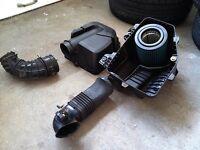 Honda Civic Type R K&N OEM air box and filter