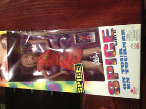 Spice Girls On Tour Doll