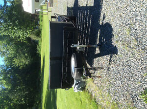 UTILITY TRAILER......18' inc hitch