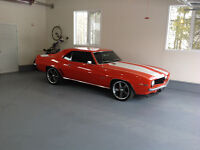 1969 California Camaro