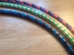 Professional Weighted Hula Hoops
