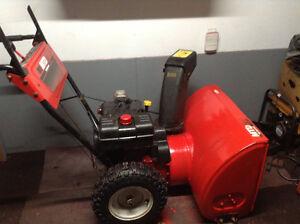10 hp snowblower